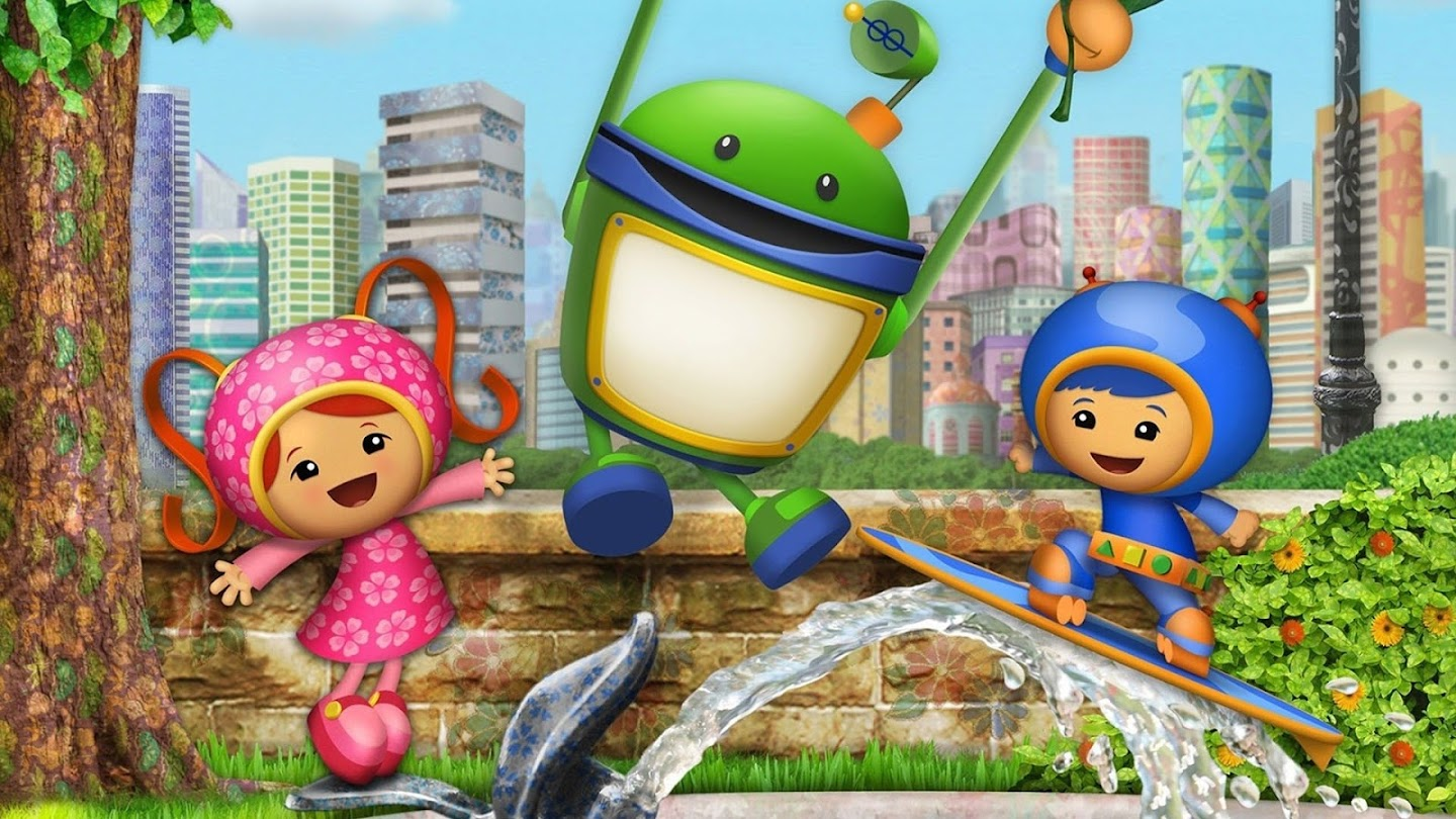 Watch Team Umizoomi - King of Numbers live