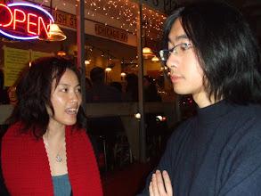 Photo: Yueni and Brad