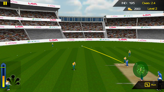 Free Hit Cricket - Free cricket game