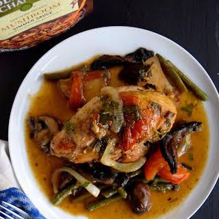 Stovetop Chicken Stew.