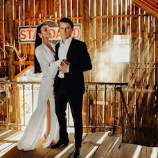 Wedding photographer Anastasiya Agafonova (Nens). Photo of 24.08.2018