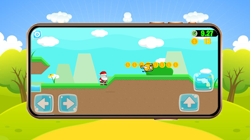 Super Jungle Santa Adventures - New Adventure Game android2mod screenshots 4