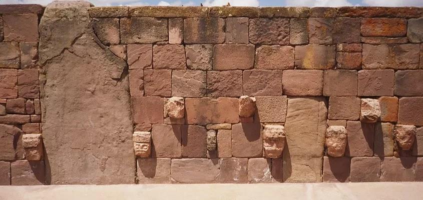 cabezas de piedra | TOUR TIAHUANACO