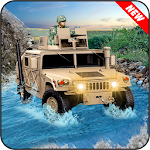 Army Jeep Driver 2017 Icon