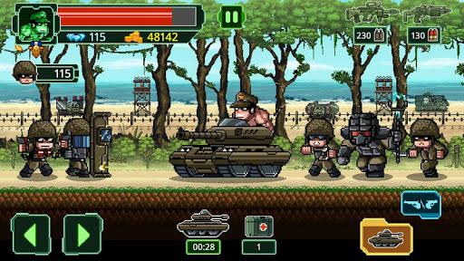 Metal Guns Fury : beat em up ss3