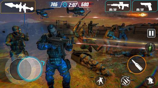 Télécharger Gratuit Cover Fire Shooting: Jeu de tir hors ligne APK MOD (Astuce) screenshots 5