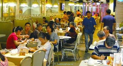 Photo: Good Hong Kong restaurant near hotels