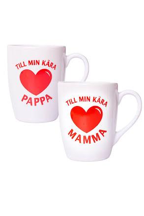 Mugg, Till min kära pappa/mamma