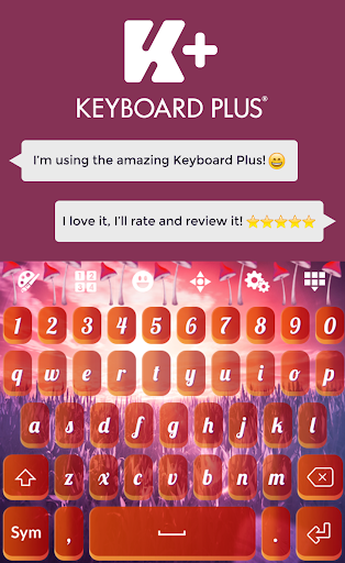 Dream Land Keyboard
