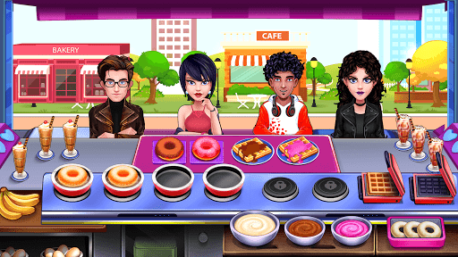 Cooking Chef - Food Fever screenshot 2