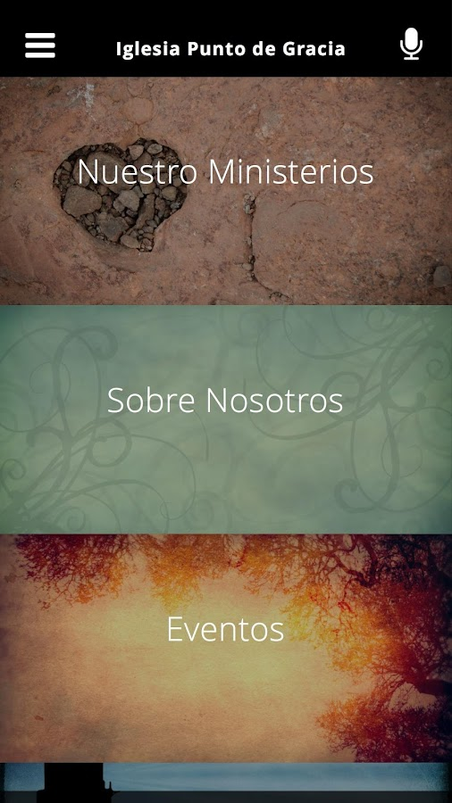 Iglesia Punto de Gracia- screenshot