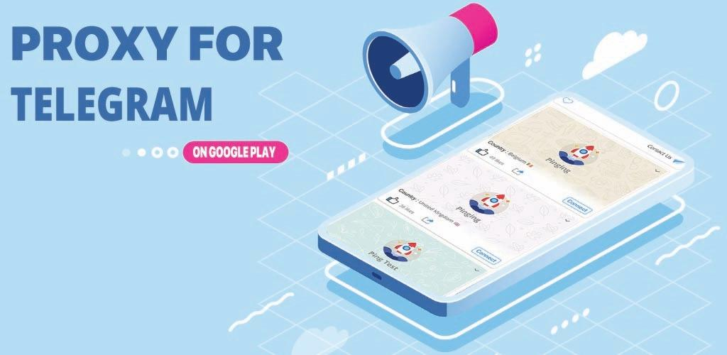 Download TeleProx - Fast Proxy For Telegram APK latest