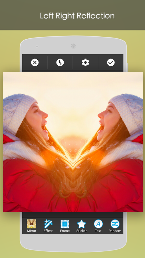 Insta Mirror: Mirror Photo- screenshot
