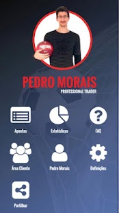Pedro Morais - Apostas Desportivas - náhled