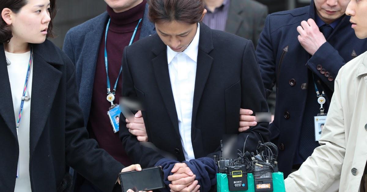 jung joon young arrest