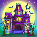 Monster Farm - Happy Ghost Village - Witch Mansion icon