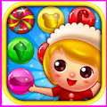 Candy bubble shooter new