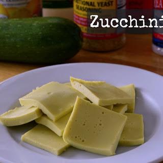 Zucchini Cheese (Dairy Free, Nut Free).