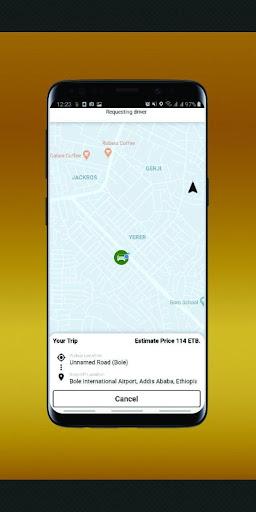 Hello Taxi Passenger ET screenshot 5