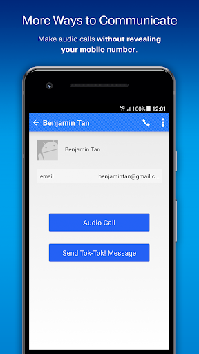 Tok-Tok! Communicator Apk 1