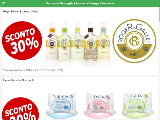 免費下載醫療APP|Farmacia-Mencaglia app開箱文|APP開箱王