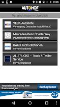 AUTOHOF GUIDE mit VEDA KOMPASS - screenshot thumbnail 08