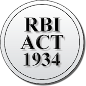 The Reserve Bank of India Act