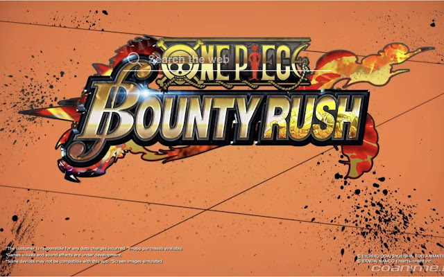 One Piece Bounty Rush Hd Wallpaper Game Theme