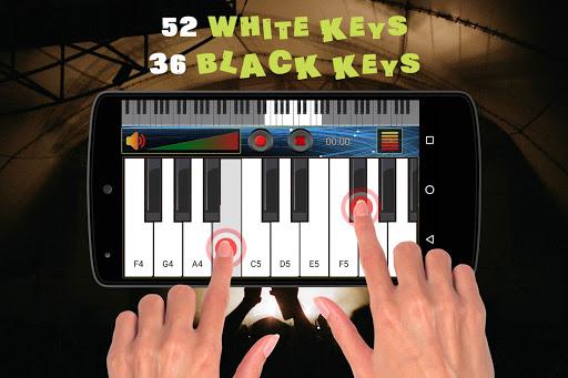 Real Piano Keyboard 1.2 screenshots 14