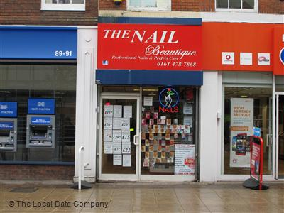 The Nail Beautique On George Street Nail Salons In Altrincham Wa14