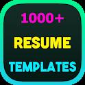 Resume Templates 2021 icon