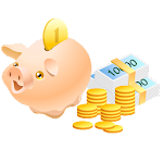 Personal Finances - Home accounting Icon