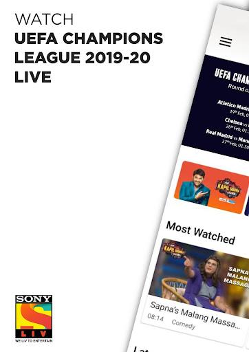 Foto do SonyLIV -TV Shows, Movies & Live Sports Online