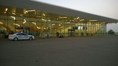 Photo: Nieco ponad 3h lotu z Katowic i jesteśmy na lotnisku w Kutaisi