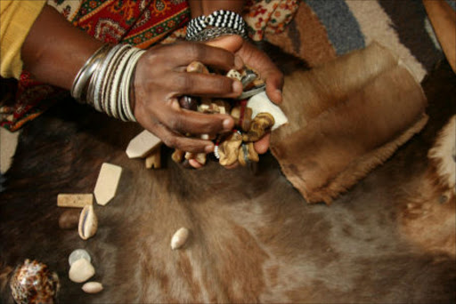 A traditional healer has been sentenced for possession of human body parts.