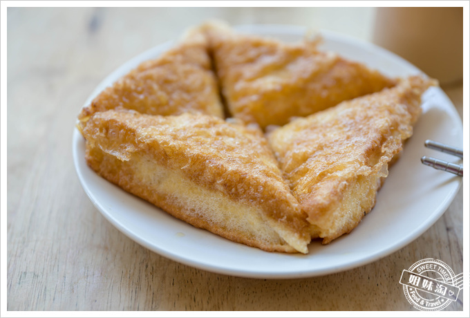 陽光早餐吧炸法式厚片