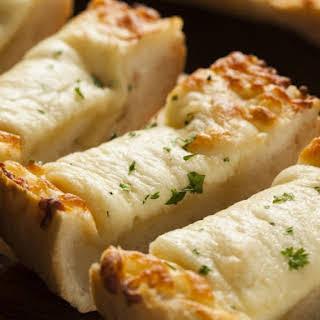 Copycat Black Angus Garlic Cheese Bread.