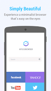 APUS Browser-Fast,Easy,Small v1.1.0