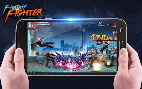 Fantasy Fighter- screenshot thumbnail