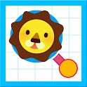 Zoo Zoo Dot Line Free icon