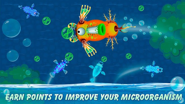 Micro Evolution Lab: Spora screenshot