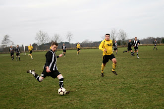 Photo: 14/01/12 v Scole United (Norfolk Junior Cup Q-F) 4-4aet - contributed by Martin Wray