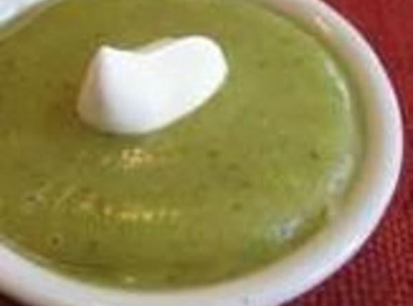 Curried Broccoli Soup Recipe