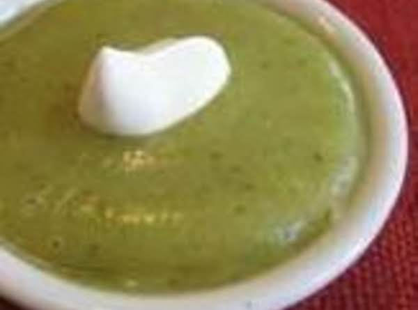 Curried Broccoli Soup