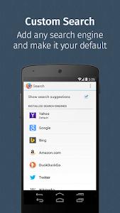 Firefox Beta — Web Browser v48.0 Build 2015431353