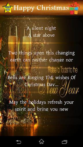 Christmas Wish Messages 1.0 screenshots 7