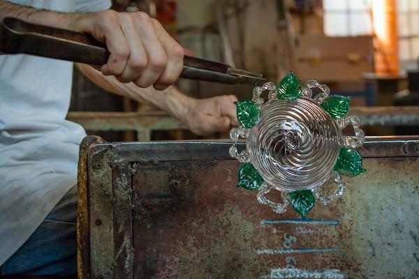 Lavorazione del Vetro ... Murano (VE) di sandro5845