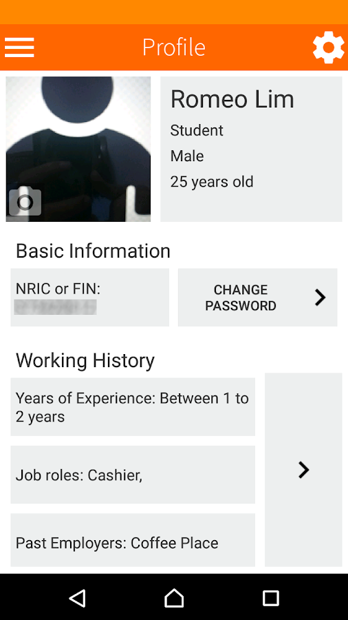 JobsOnDemand- screenshot