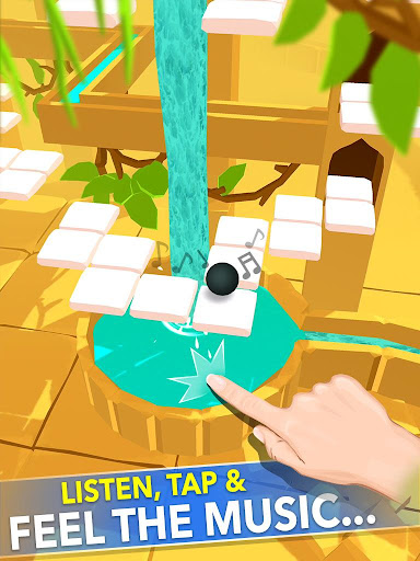 Dancing Ball Saga  screenshots 7