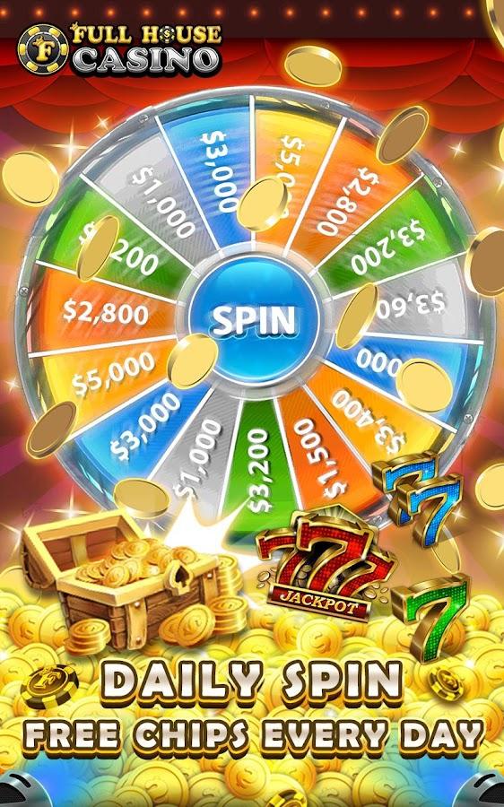 free poker machine apps